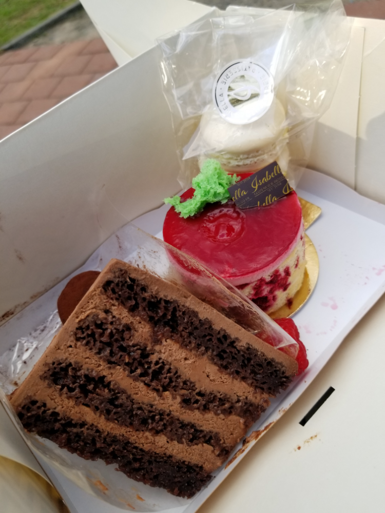 Gluten-free treats by Isabella