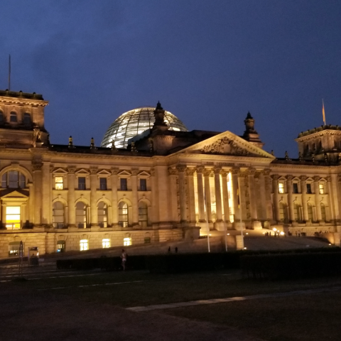 Reichstagg