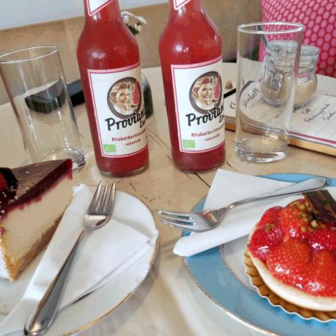 Gluten-free treats by Isabella in Dusseldorf