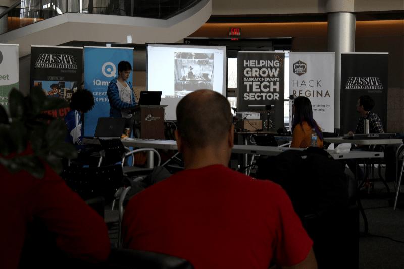 Global Game Jam 2019 in Regina