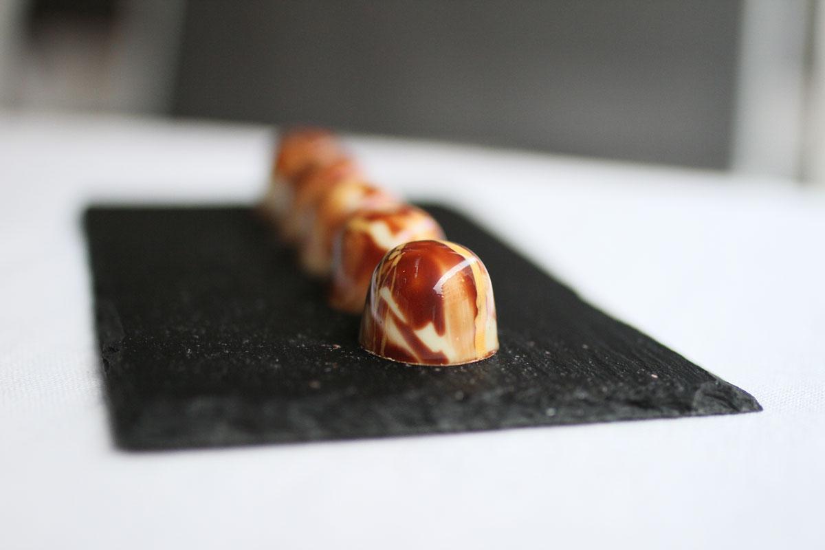Chef Jungstedts praliner hittas på olika ställen i stockholm