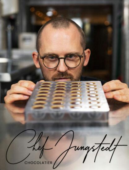 Chef Jungstedt the fundamentals bonbon course