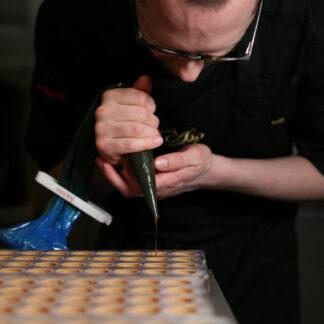 Professionell Pralinkurs Chef Jungstedt