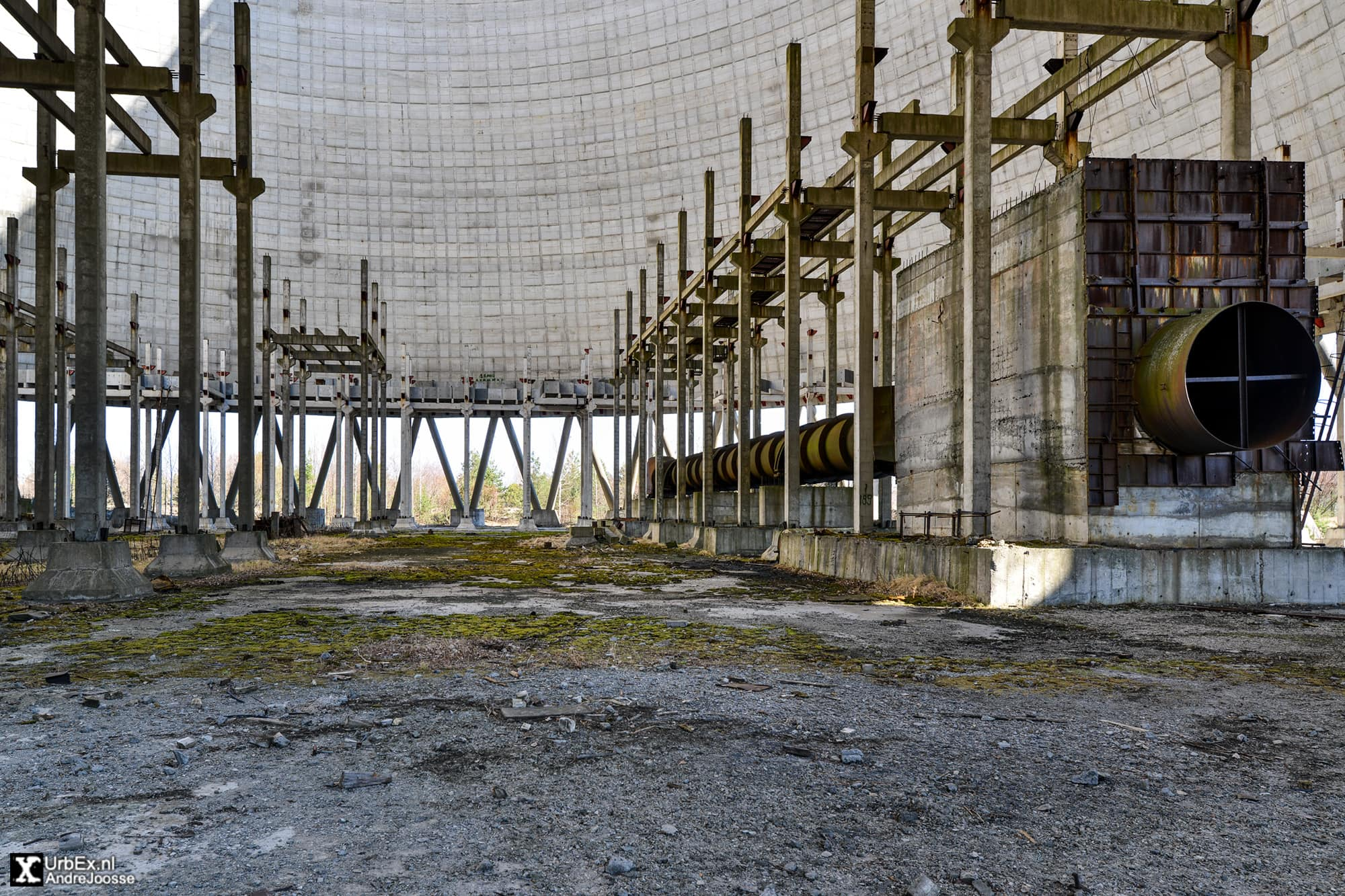 Power Plant Сooling Towers