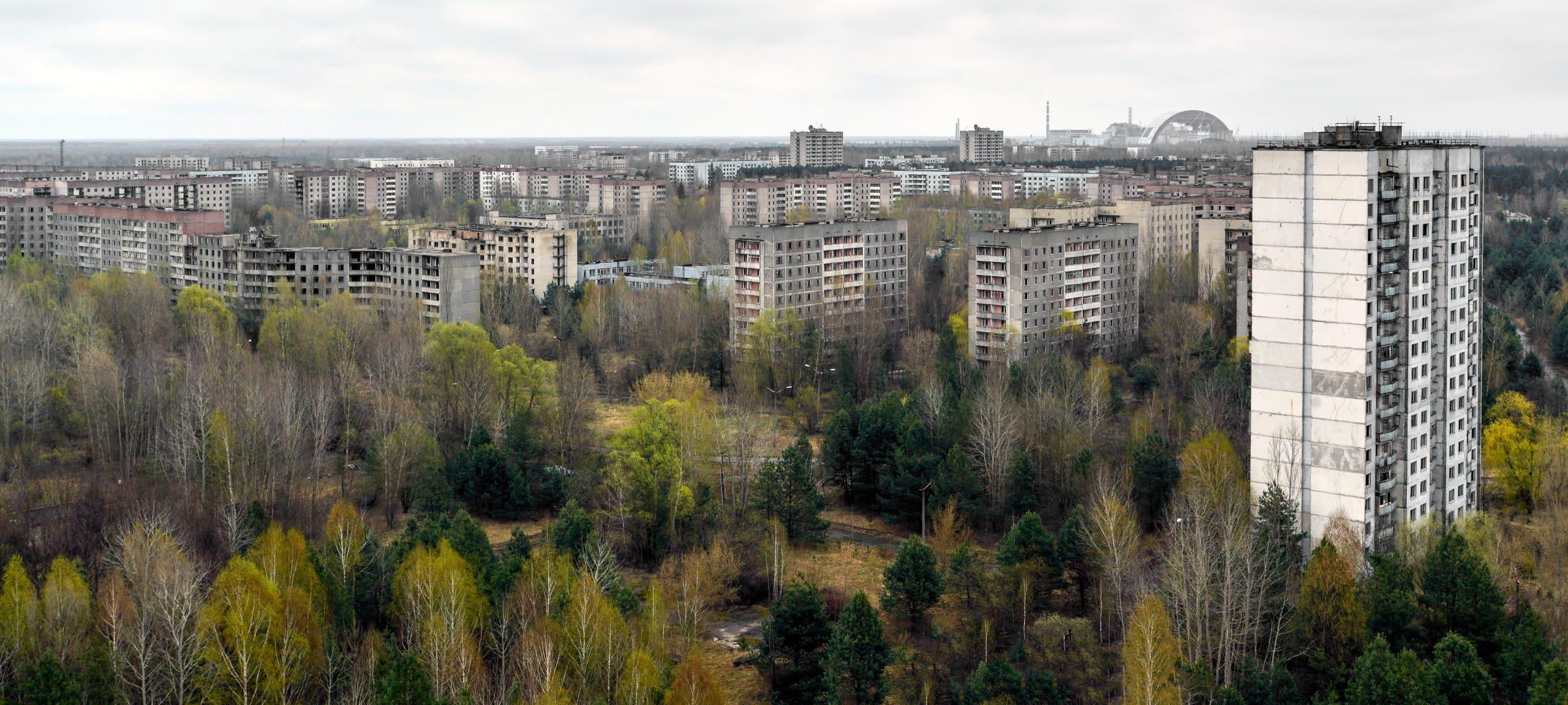 Chernobyl 35 years later