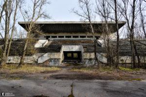 Avangard Stadium Pripyat