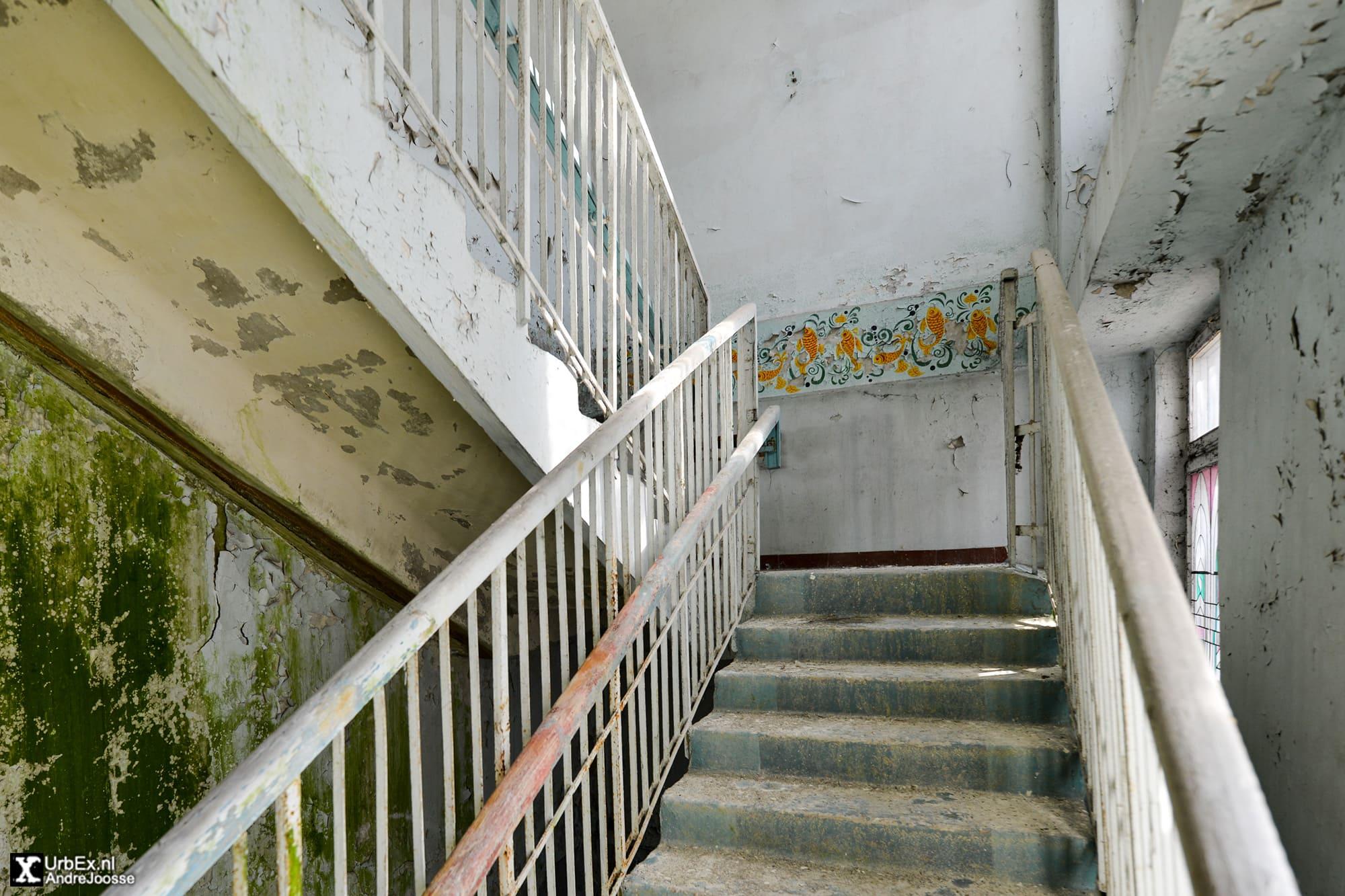 Pripyat Kindergarten № 13 Goldfish