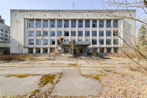 Pripyat City Hall