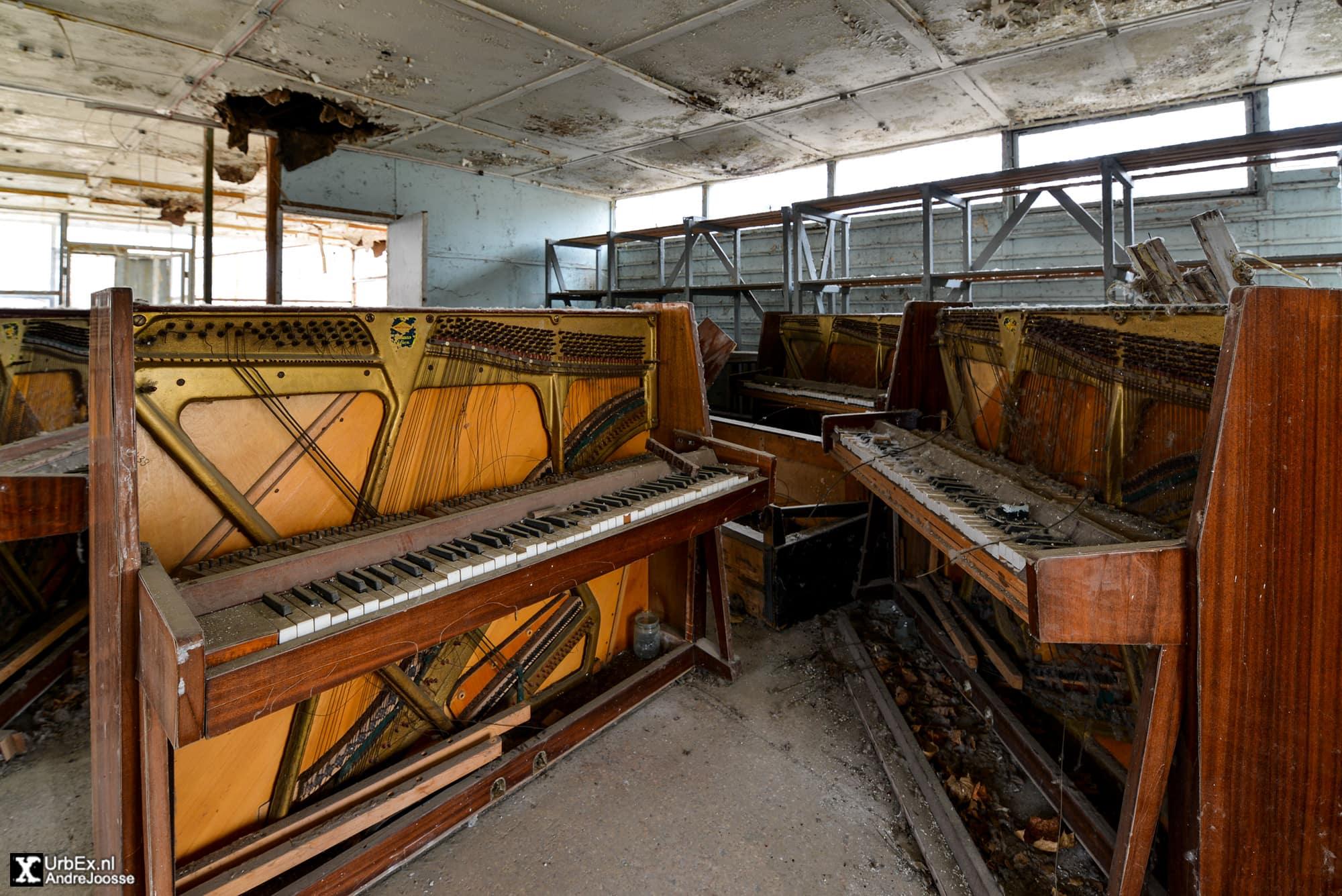 The Piano Shop