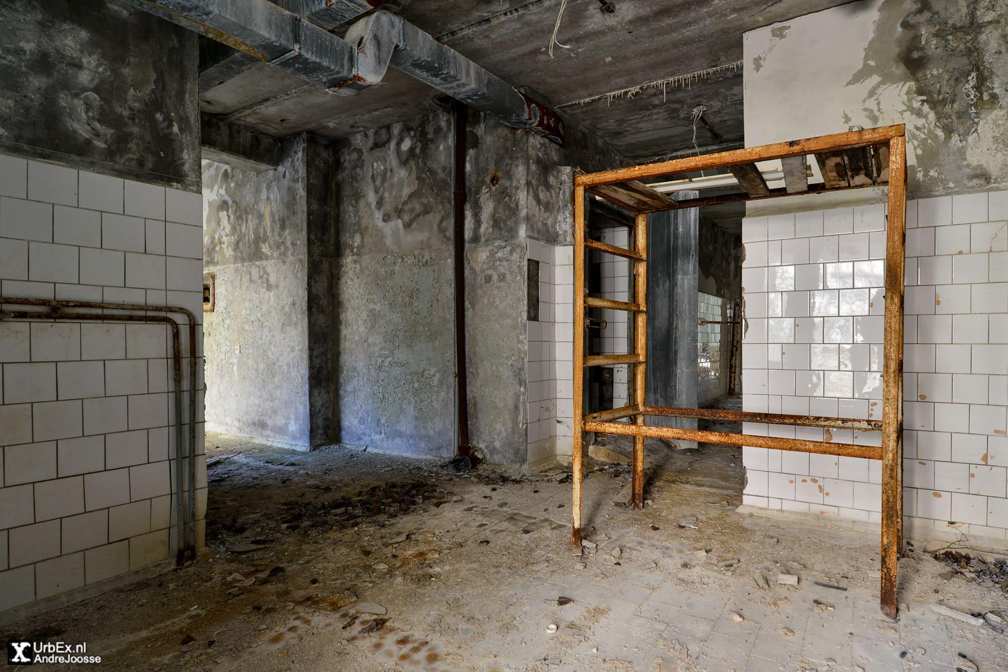 Pripyat Retail: Milk Factory