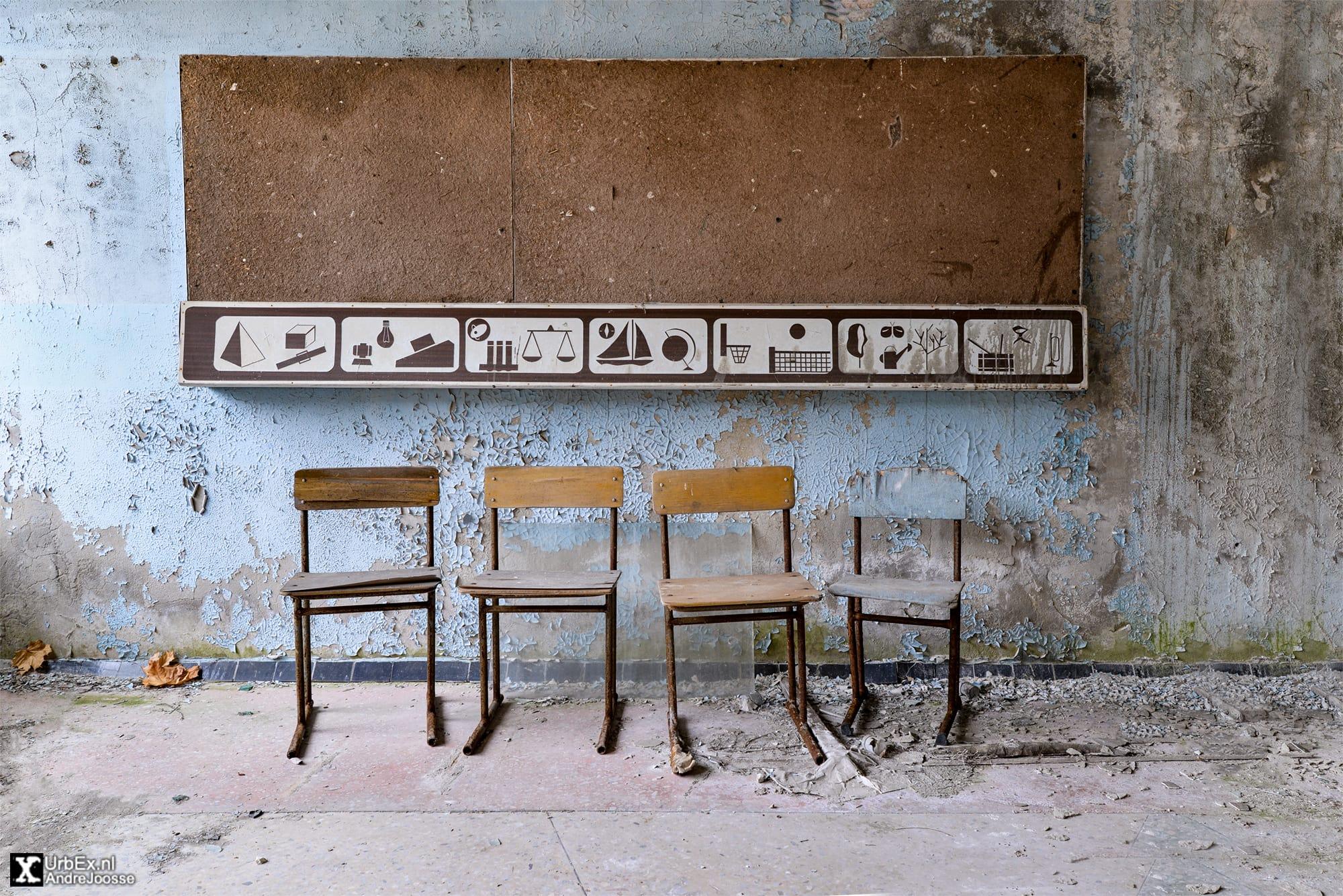 Pripyat Secondary School № 2