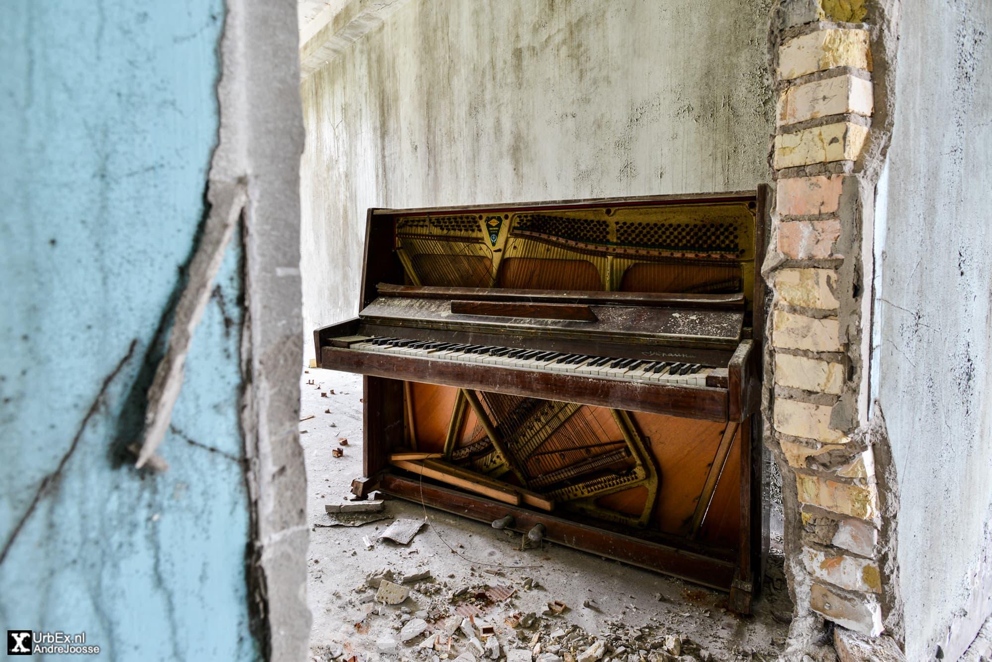 Pripyat Secondary School № 5