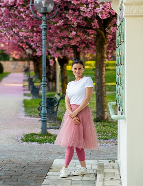Marina Lassnig – Über mich   Cherry Blossom Brautatelier & Brautmode Velden