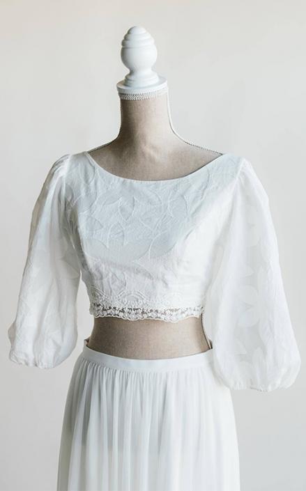 Küss die Braut – Brautkleider – Mix and Match Braut Outfit | Cherry Blossom Brautatelier & Brautmode Velden