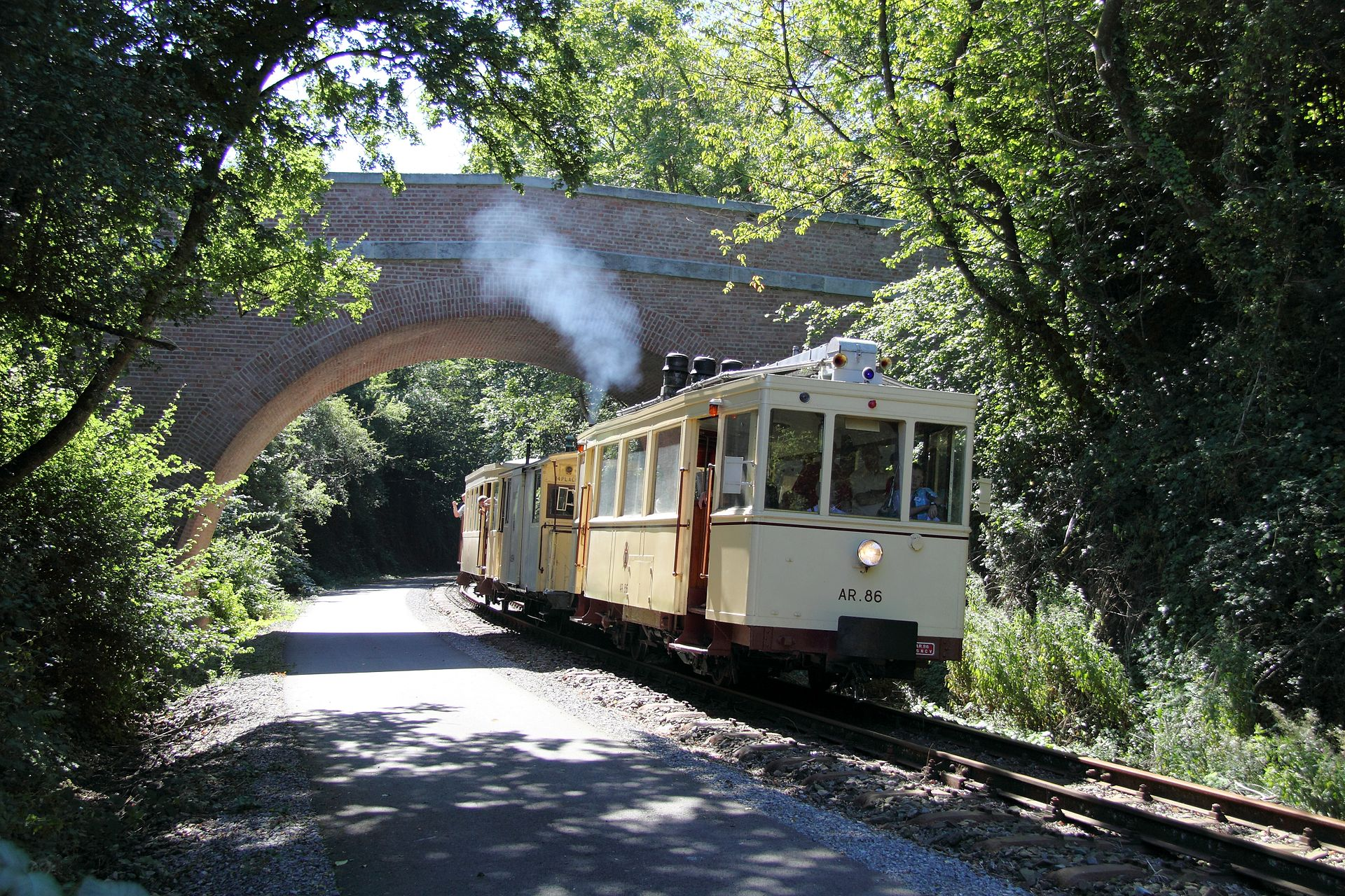 Tram Thuin - Lobbes
