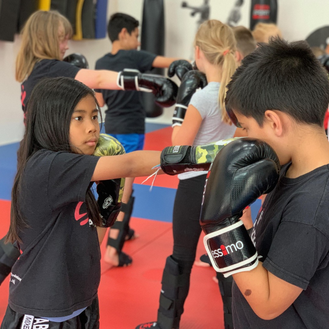 Boxing Kids (+6 jr)