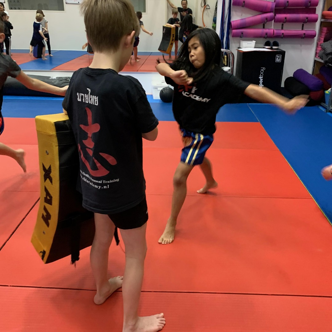 Kickboks Kids (+6 jr)