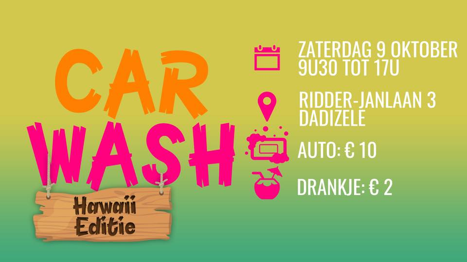 Carwash affiche