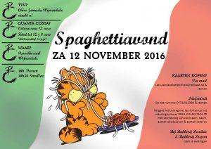 spaghettiavond 2016