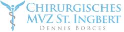 MVZ St. Ingbert GmbH – Dennis Borces Logo