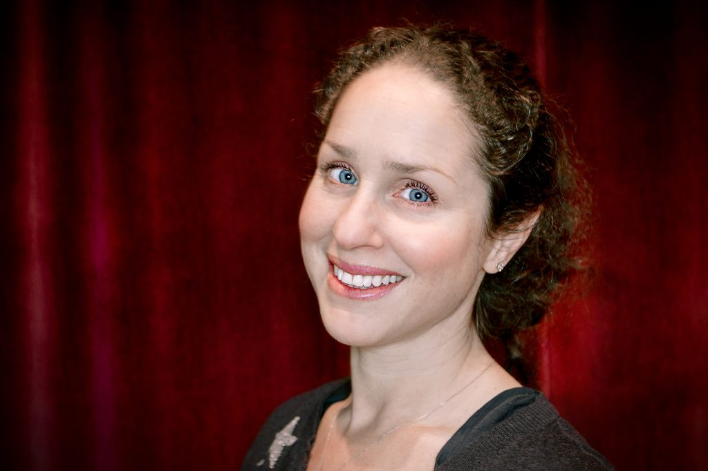 Vinkel: Sara Sommerfeld ska vara med i en uppsättning på Playhouse teatern, premiär på lördag den 13 feb.