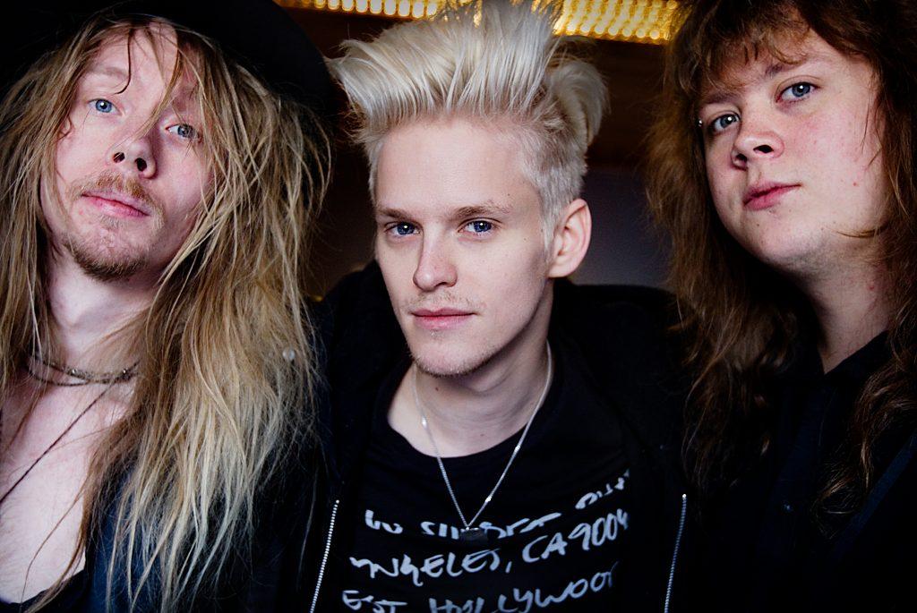 Rockgruppen Heat slŠpper nytt album i Mars. €r frŒn Upp. VŠsby.