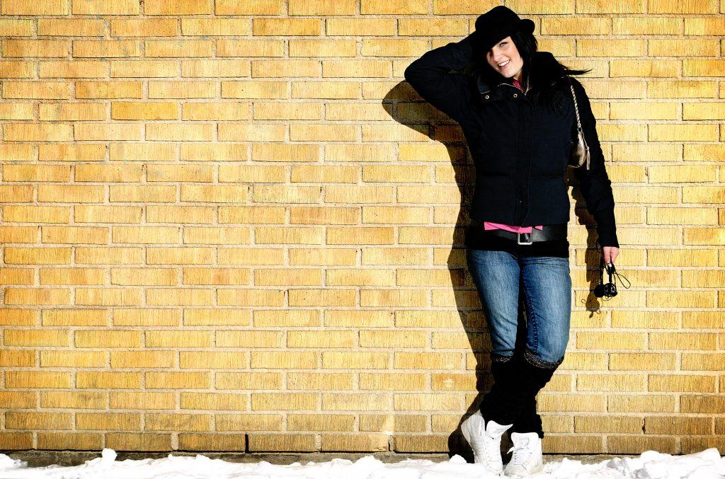 Nathalie *** Local Caption *** Idol.Nathalie från 2004 släpper en skiva