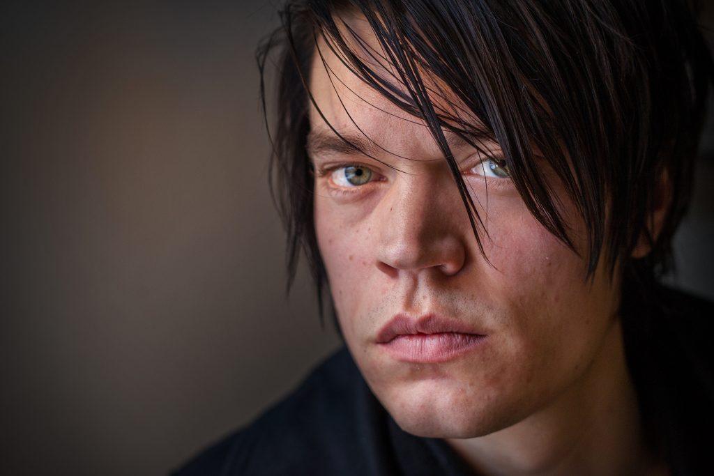 """Vinkel: Viktor Norén från Viktor & the Blood, Sugarplum Fairy. Medverkar i American Idiot"""", premiär på Cirkus 20 februari.Var kompis med Kristian Gidlund."""