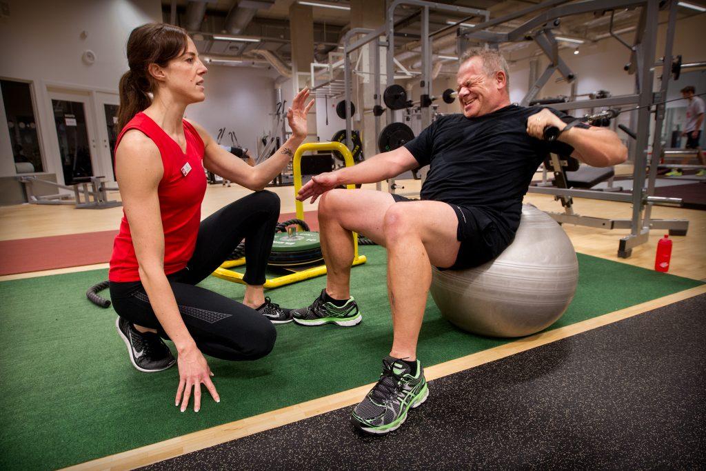 Vinkel: Många börjar träna entusiastiskt i januari, men faller bort under våren.