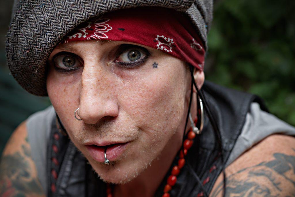 Dregen kommer ut med biografi om sex drugs and rockn roll