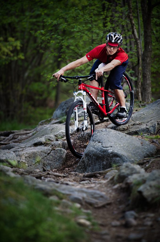 Vinkel: Mountainbikeskola startar vid Hellasgården