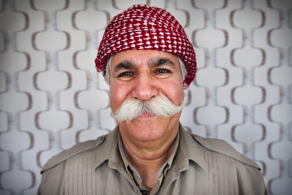 Vinkel: Under nästa vecka firar kurderna nyår, newroz. Mitt i träffar Ali Kohosrawi, ordförande i kulturföreningen Yaran.