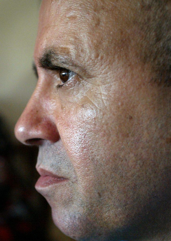 Hasan Zatara, tio år efter attentatet som förändrade hans liv.