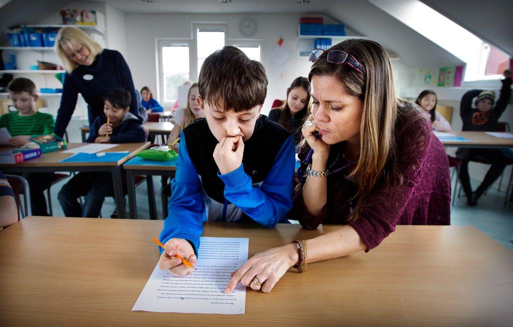 Vinkel:Antalet förstelärare ska tredubblas