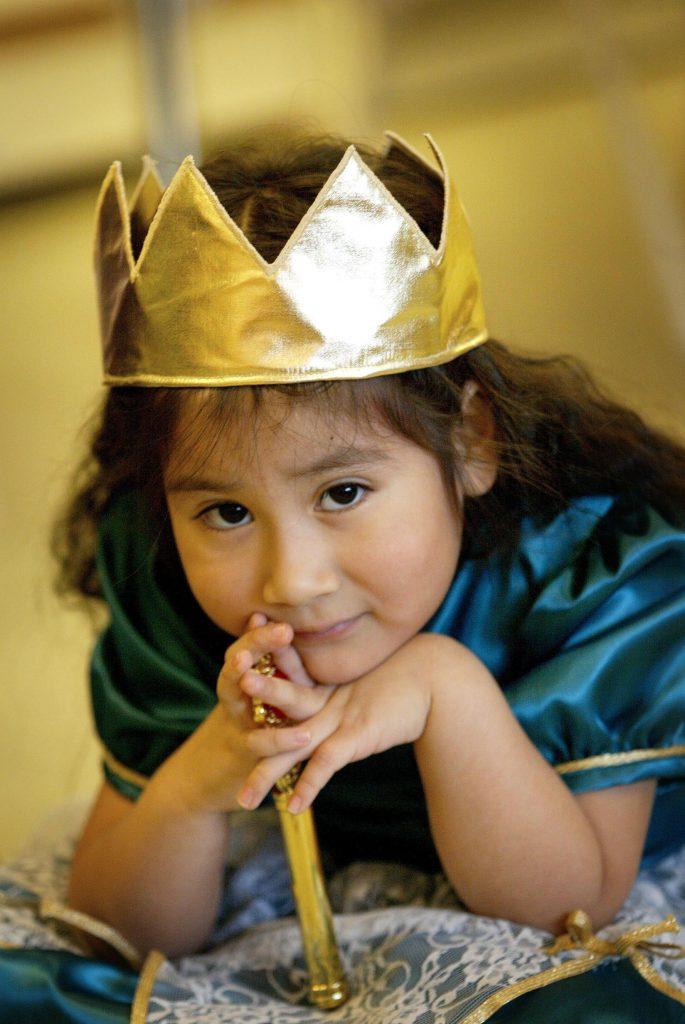 Barnen tycker om att komma till sprÂkskolan som ocks‰r en ˆppen fˆrskola.