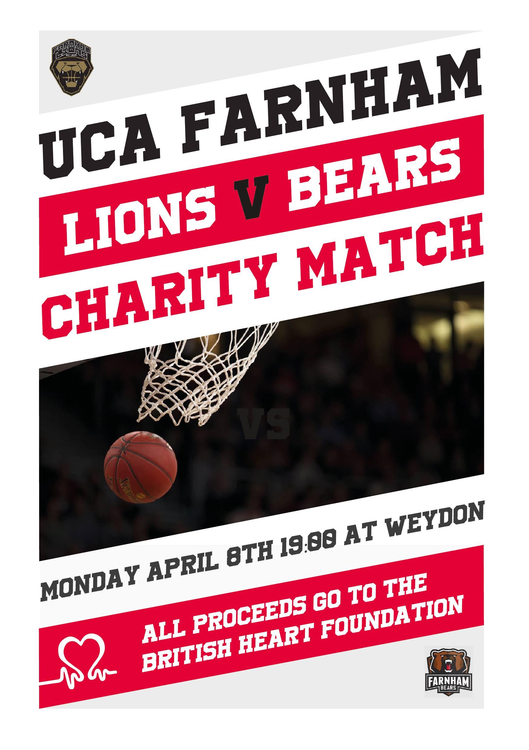 UCA Farnham Poster