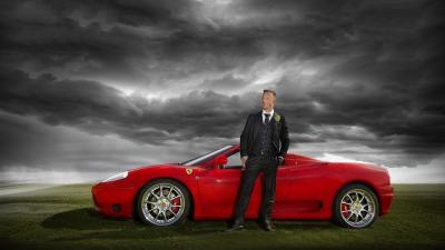 Rød-Ferrari-kopier