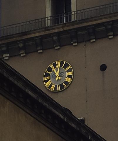Uret på Vor Frue