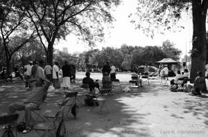 Cass park