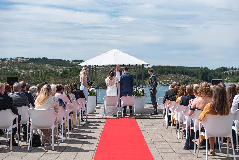 Bryllup på Panorama Hotell & Resort