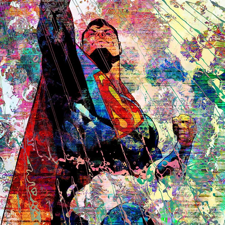 Christian Lange - Marvel & DC Super Heros - Superman