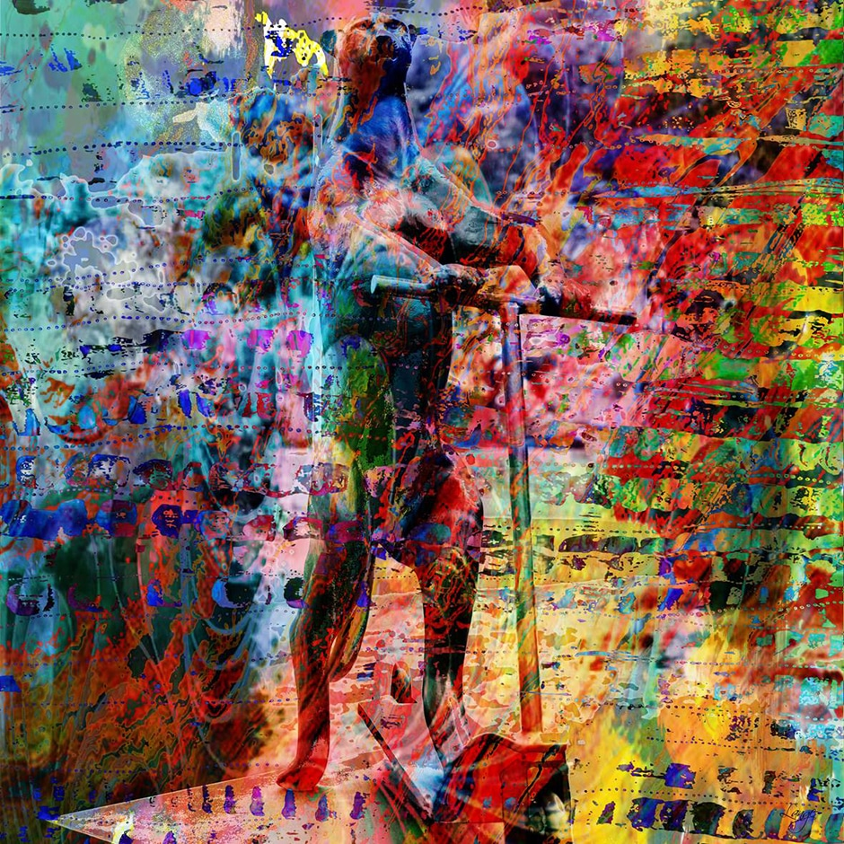 Christian Lange - Saint Barth Art