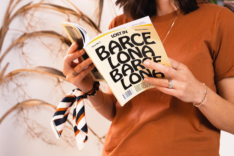 Barcelona guide bog