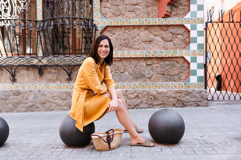 Christina i Barcelona