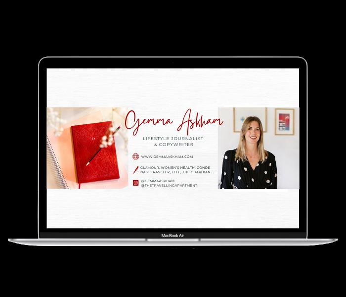 Gemma Askham e-mail signature