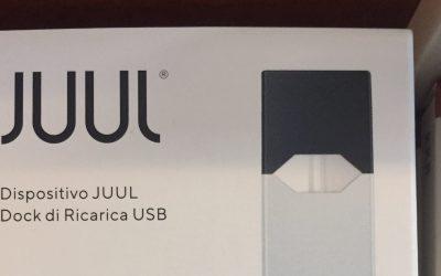 Nuovo colore per il dispositivo Juul
