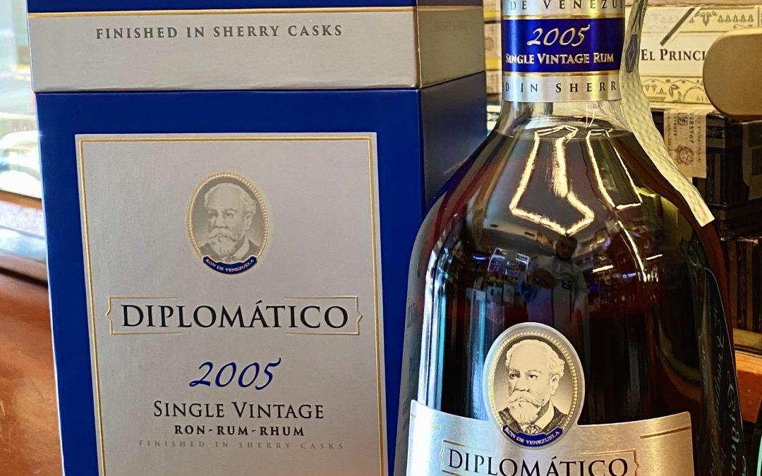 Nuova release per i single barrel Diplomatico