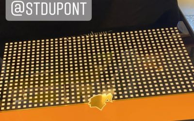 Nuovi Humidor Cohiba  by St Dupont
