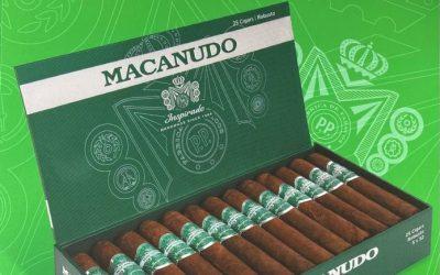 Macanudo Green new entry