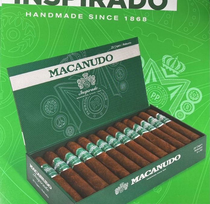 Macanudo Green new entry